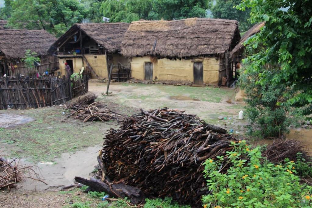 aldeas de nepal