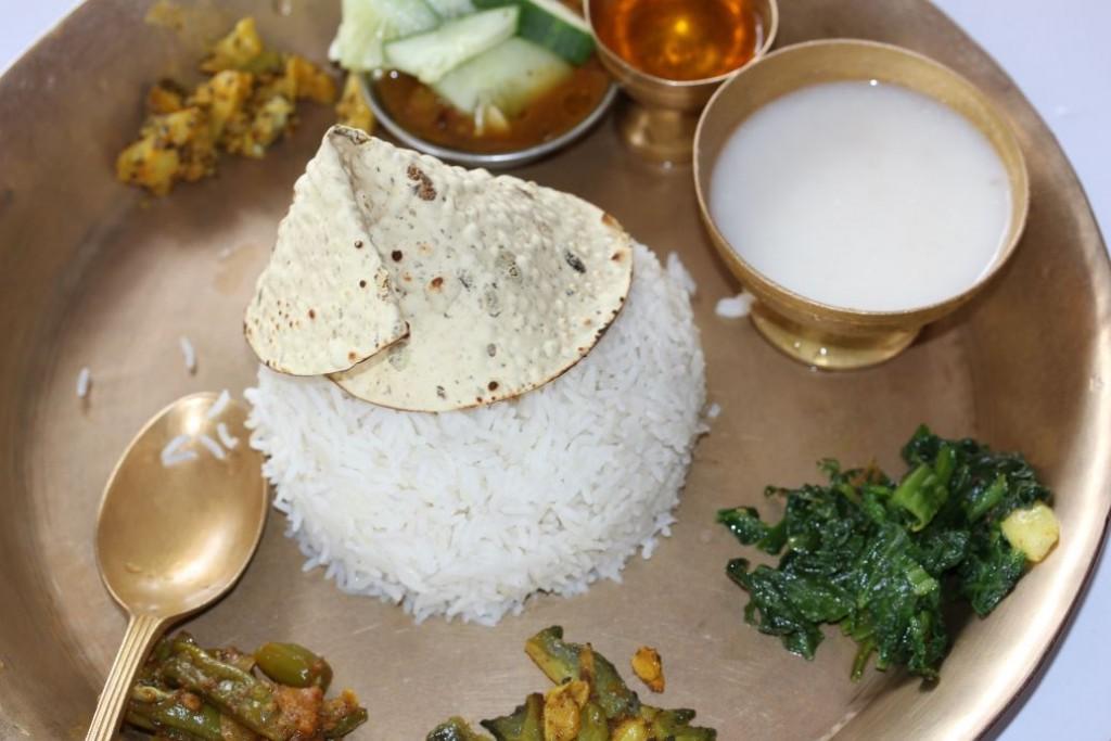 comida india chutney