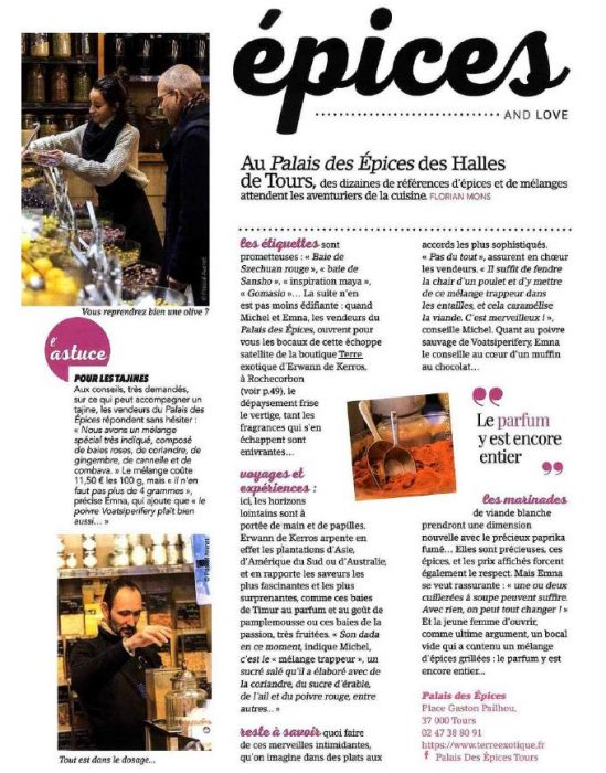 palais des epices article