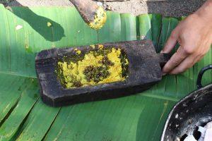 Mortier des Bataks