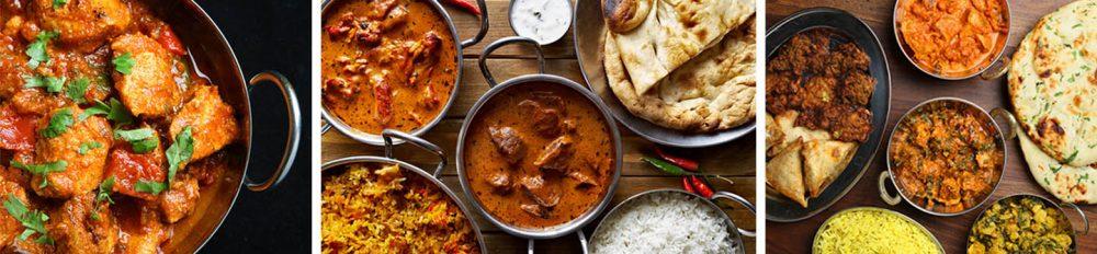 Tikka Masala - Poulet au curry indien et naans