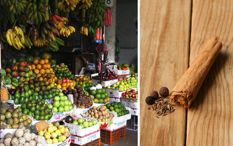 sri lanka cannelle fruits