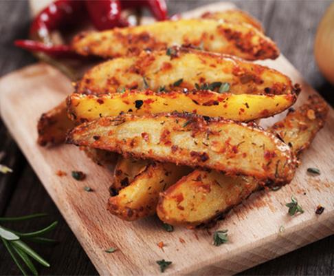 potatoes maison tandoori