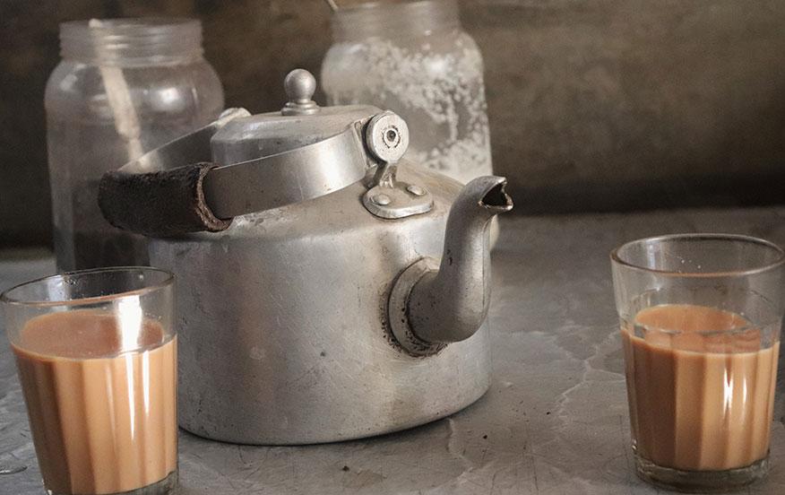 masala chai service
