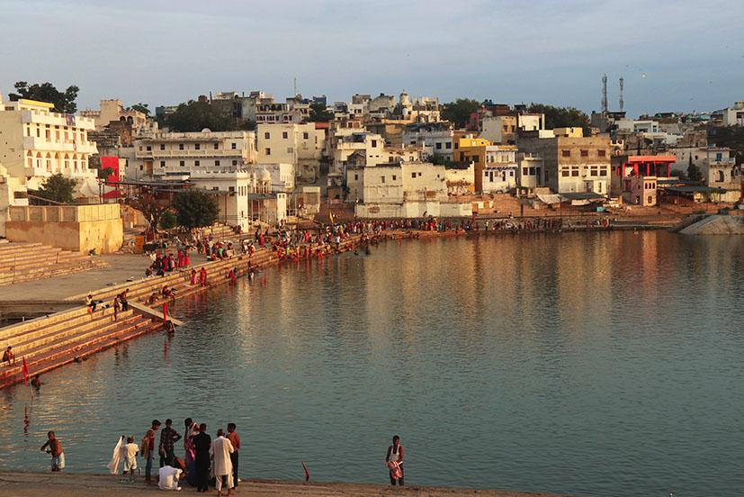 Pushkar, un lieu sacré de l'hindouisme