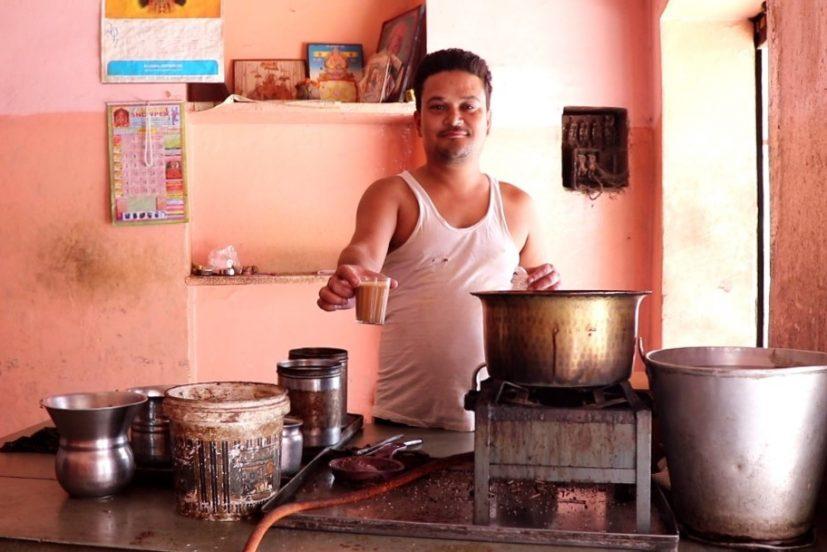 masala chai shop