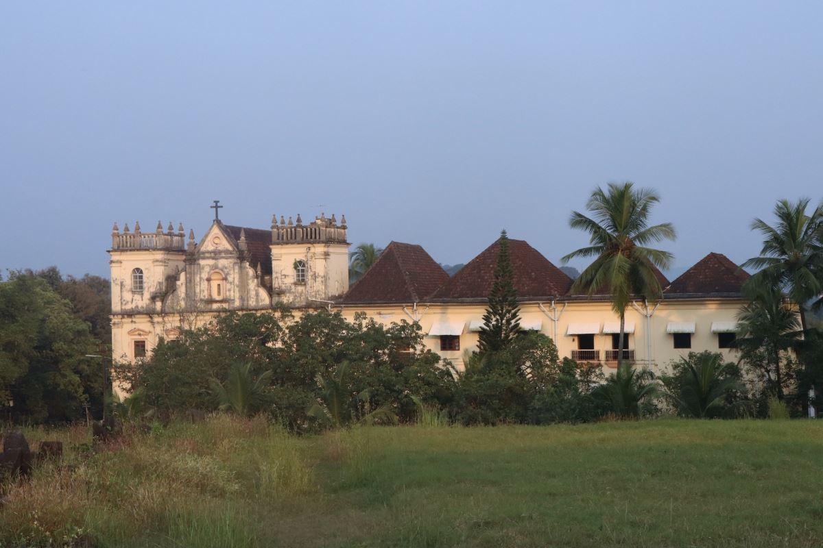 Goa Couvent franciscain