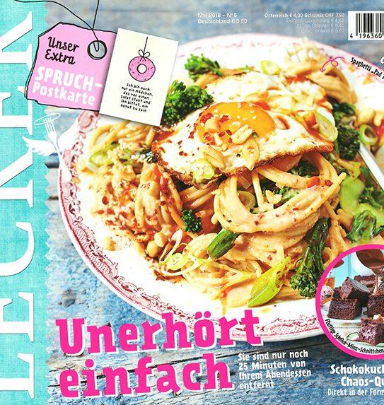 LECKER Magazine