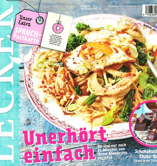 LECKER Magazine