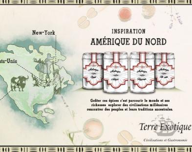Inspirations Amérique du nord - Terre Exotique