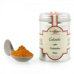 Le Colombo est un mélange d'épices traditionnellement utilisé dans la cuisine Antillaise.