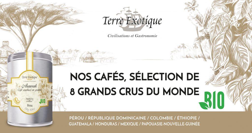 Gamme Café - Terre Exotique