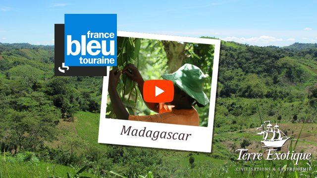 emission france bleu touraine madagascar